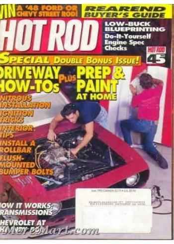 Hot Rod, June 1993