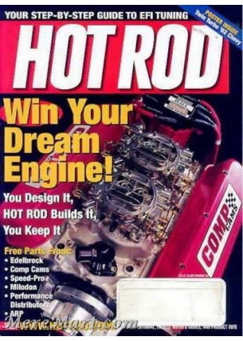 Hot Rod, June 2003