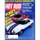 Hot Rod, March 1981