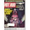 Hot Rod Magazine March 1984