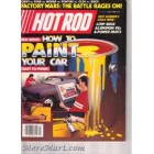 Hot Rod, March 1985