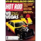Hot Rod Magazine May 1980