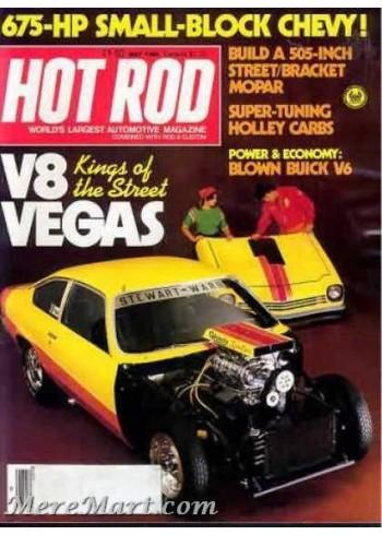 Hot Rod, May 1980