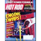 Hot Rod Magazine May 1988