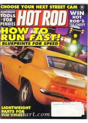 Hot Rod, May 1992