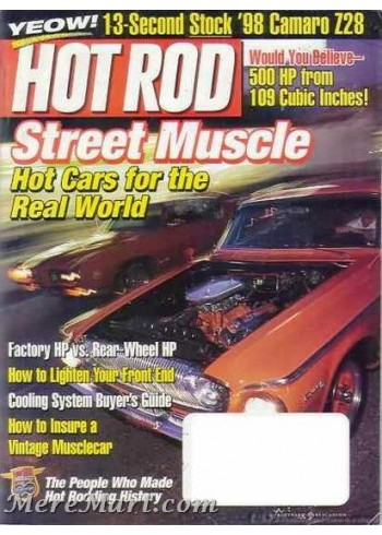 Hot Rod, May 1998