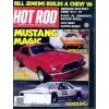 Hot Rod, November 1981