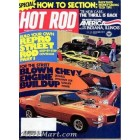 Hot Rod, October 1977