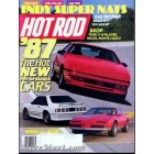 Hot Rod, October 1986