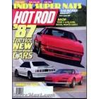 Hot Rod, October 1986