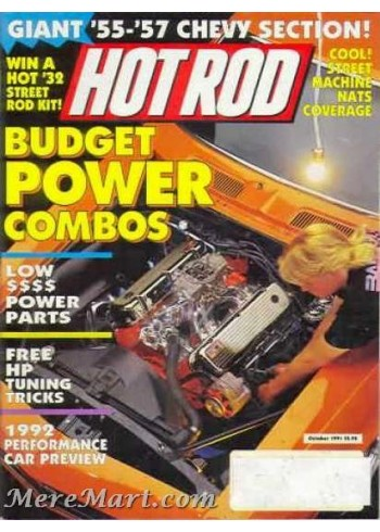 Hot Rod, October 1991