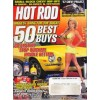 Hot Rod, October 1998