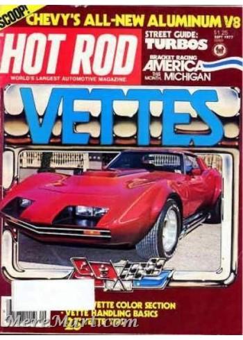 Hot Rod, September 1977