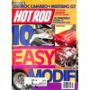 Cover Print of Hot Rod, March 1986