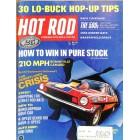 Hot Rod, May 1972