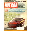 Cover Print of Hot Rod, September 1971