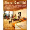 Cover Print of House Beautiful, October 1966