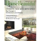 House Beautiful, September 1968