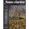 Cover Print of House and Garden, March 1943