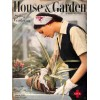 Cover Print of House and Garden, March 1944
