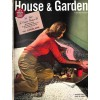 Cover Print of House and Garden, October 1943