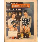 Cover Print of Household, August 1944