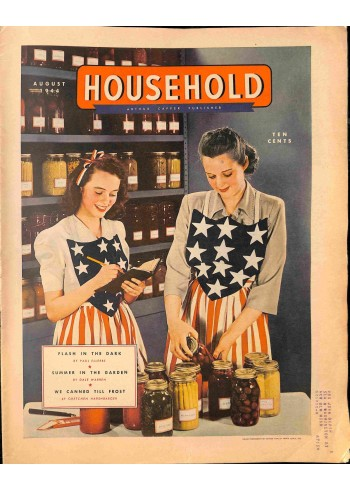 Household, August 1944