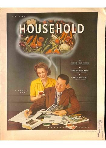 Household, February 1944