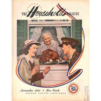 Cover Print of Household , November 1942