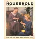 Household, October 1936