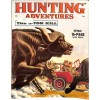 Cover Print of Hunting Adventures, Fall 1954