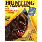 Hunting Adventures, Winter 1954