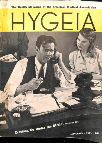 Hygeia, September 1941