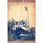 Illustrirte Zeitung, 1922. Poster Print.
