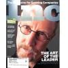 Cover Print of Inc, April 2002