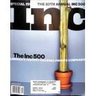 Inc, October 30 2001