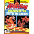 Cover Print of Inside Wrestling, April 1990