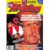 Cover Print of Inside Wrestling, August 1988