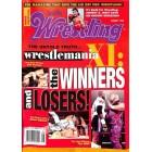 Inside Wrestling, August 1995