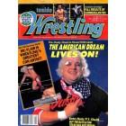 Inside Wrestling Magazine, December 1989