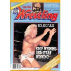 Inside Wrestling, December 1992