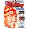 Cover Print of Inside Wrestling, February 1991