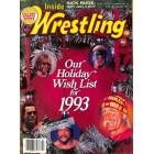 Inside Wrestling Magazine, February 1993