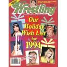 Inside Wrestling Magazine, February 1994