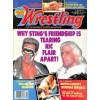 Cover Print of Inside Wrestling, January 1990