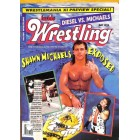Cover Print of Inside Wrestling Magazine, May 1995