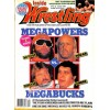 Cover Print of Inside Wrestling, October 1988