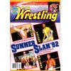 Cover Print of Inside Wrestling, October 1992