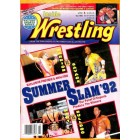 Inside Wrestling, October 1992