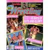 Cover Print of Inside Wrestling Magazine, September 1988
